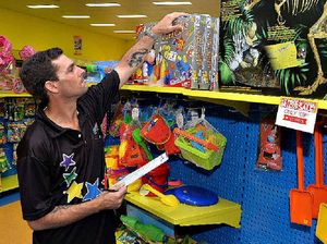 Not even Barbie could save Mackay toy store