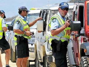 Police unveil new camera to target speeders on beach