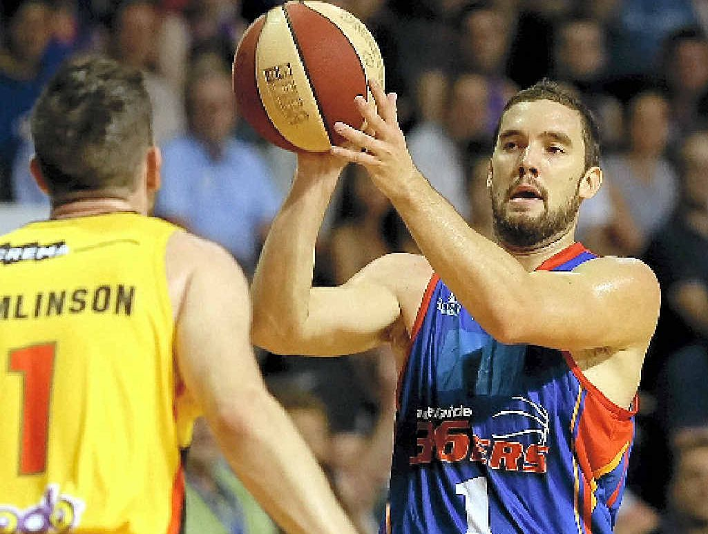 Adelaide 36ers captain Adam Gibson is prepared for anything in tonight's clash with Perth.