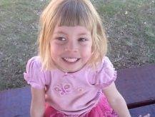 Mum's tears of joy as Chloe Campbell, 3, found safe