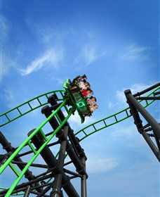 The Green Lantern, Movie World