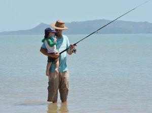 Top five family beach fishing spots in Queensland