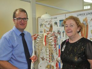 Health partnership delivers orthopaedic surgeon for area