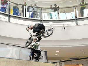 BMX at Grand Central