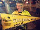 Headgear a personal choice, junior Rugby League says