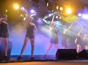 Events, entertainment, rides craft a fun time at festival