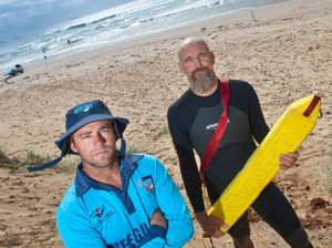 Strong surf conditions expected over Easter