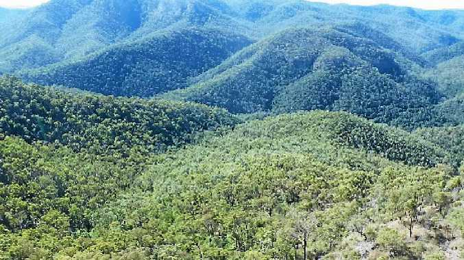Kroombit Tops National Park is a gem of our region and its beauty has been unlocked from a new access point.