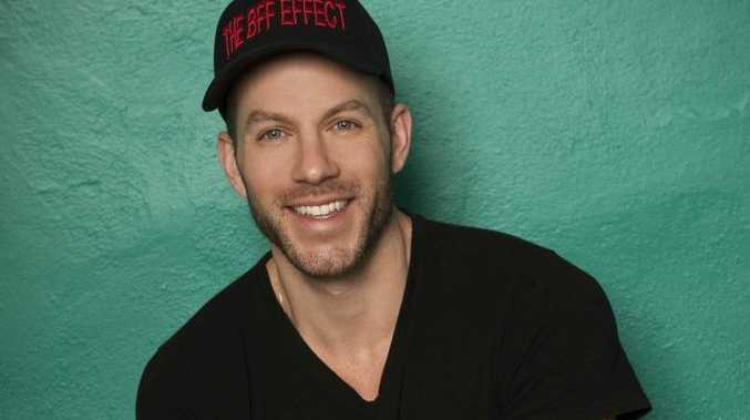Celebrity stylist Johnny Wujek.