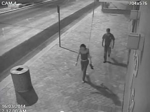 Police release CCTV footage of Alexis Jeffrey