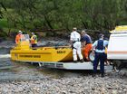 Plane wreckage retrieved from Clarence River