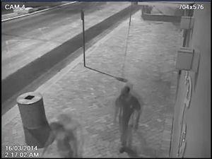 CCTV from suspicious death investigation