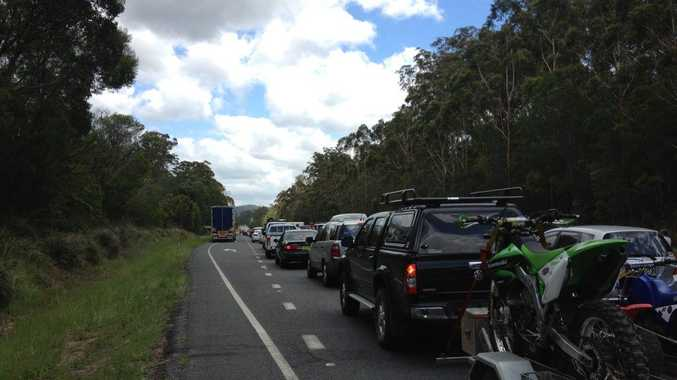 NRMA wants more money from the Federal Government's fuel excise to go towards upgrading the Pacific Highway.