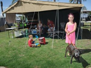 School holiday campers urged to make a booking