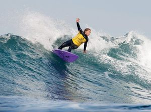 Surfing could get spot in Olympics