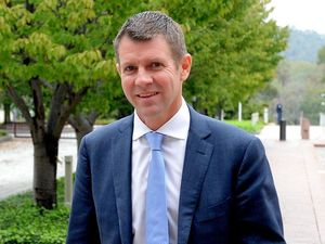 Mike Baird elected NSW premier unopposed