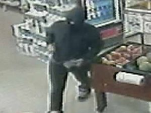 Police investigate four armed robberies in region