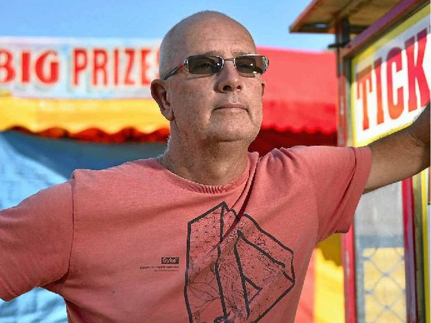 Glen McGregor has been in the carnival industry for 53 years.