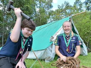 Pomona duo get scouts top honour
