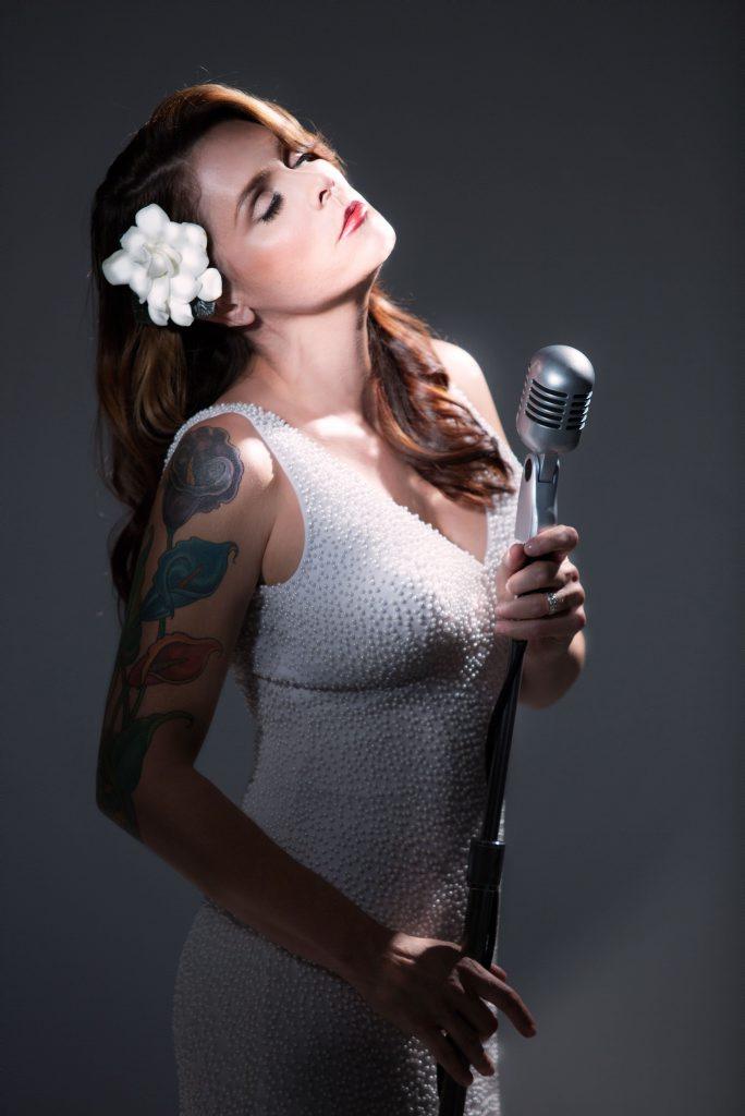 Singer Beth Hart.