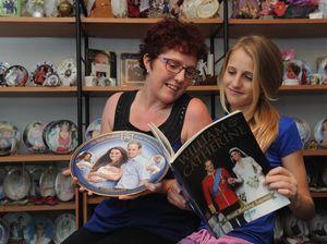 Right royal jaunt for Hervey Bay family