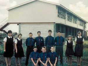 School yard memories shared on this golden day