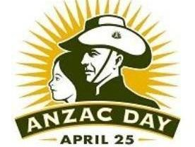 Times for Anzac Day 2014 services and marches