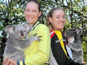 Aussie girls won't dwell on the past