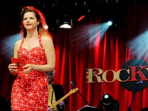 Watch: Locals live it up on Rockwiz stage at Bluesfest