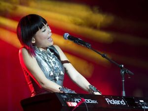 Dami Im at Easterfest