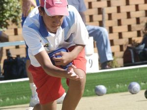 Bowls juniors shine in tournament at Ballina RSL bowlo