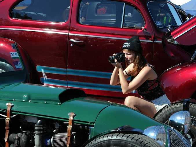 The Grafton Vintage Motor Vehicle Club's annual Shannons Show and Shine will be held at Grafton Showground on August 17. Photo: Robyne Cuerel