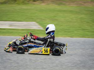 Karting at Gladstone