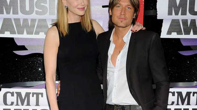 2013 CMT Music Awards held at Bridgestone Arena on 05 June 2013 in Nashville, Tennessee.  Pictured: Nicole Kidman and Keith Urban Ref: SPL556903 060613  Picture by: AdMedia / Splash News  Splash News and Pictures Los Angeles: 310-821-2666 New York: 212-619-2666 London: 870-934-2666 photodesk@splashnews.com