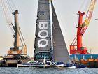 Brisbane to Gladstone yacht race's multihull line honours winner BOQ.
