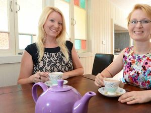 Fundraiser gets glamorous for good cause at big morning tea