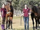 Pony club members taste some success at Qld championships