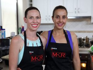 No amore for their Mole, but Bree and Jessica make MKR Top 4