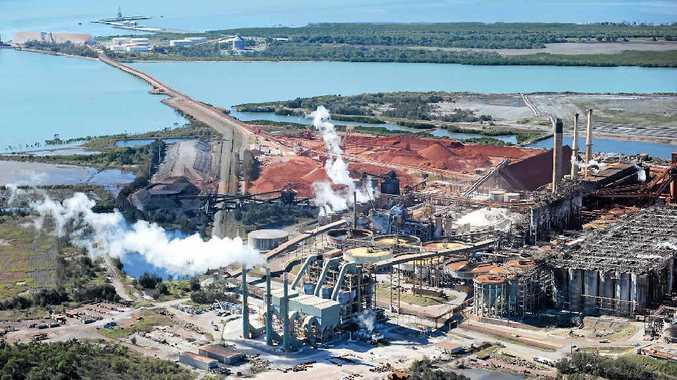 Queensland Alumina Ltd has a secure future.