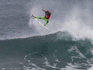 Coolum Beach ace surfer Julian Wilson in top form at Bells