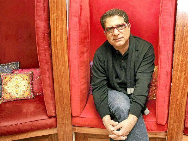 Deepak Chopra will be at the Palmer Coolum Resort this weekend.