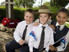 VIDEO: Students start school with focus on our Anzacs