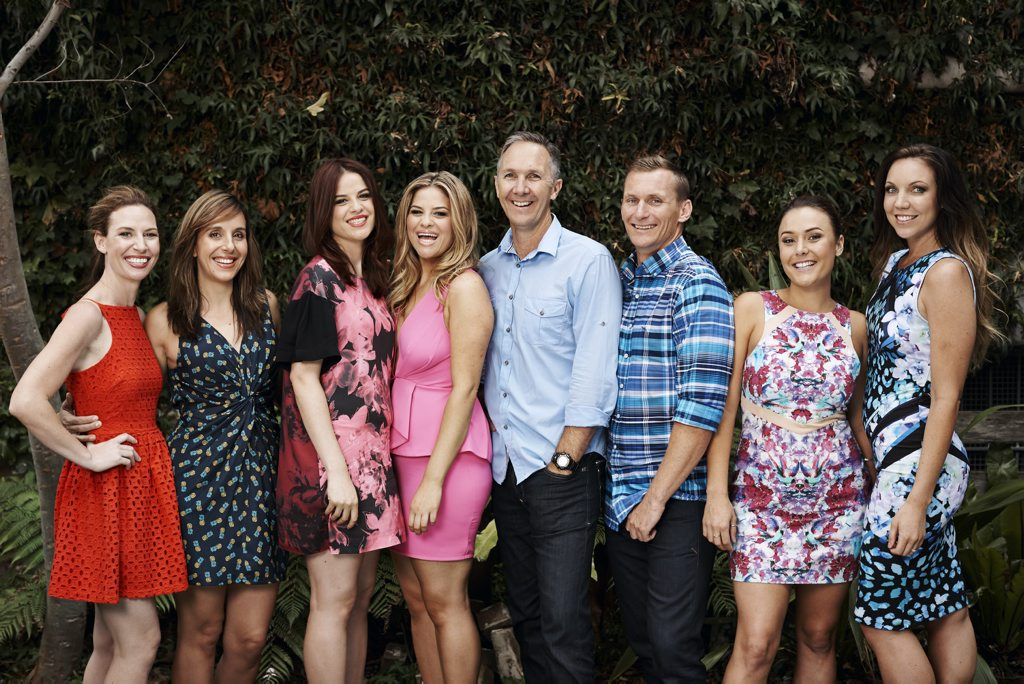 The MKR Top 4 teams heading into Sunday and Monday's semi-finals.