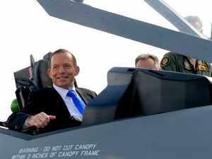 A $12 billion defence splurge will see 58 aircraft bought