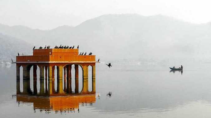 PURE TALENT: Sarah Zunker's award-winning photo taken near Jaipur in January.