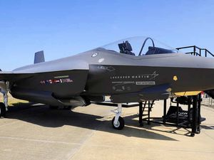 Williamtown the winner over Amberley for F-35s