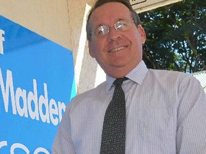 Jim Madden to run for Labor in Ipswich West