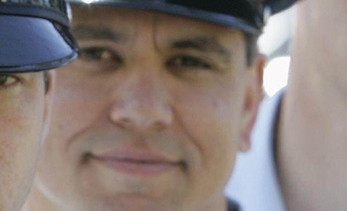 Senior Constable Len Elliott
