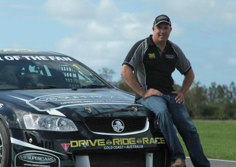 Paul Morris of the Gold Coast-based Performance Driving Centre.