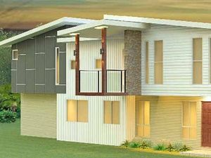 Build begins on work of art home that's first of its kind